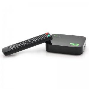 Android 4.2 Smart TV Box Allwinner A20 Dual Core 1GHz CPU, 1GB RAM, Support DLNA