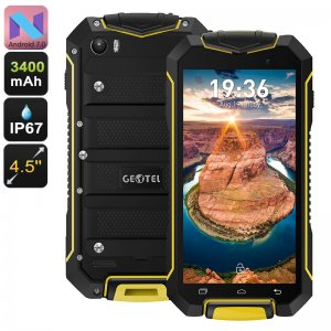 ip67 rugged smartphone