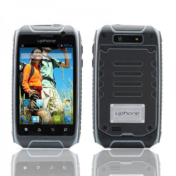 IP67 Rugged Smartphone (Black)