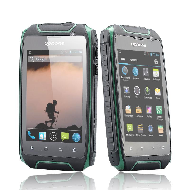 IP67 Rugged Smartphone (Green)