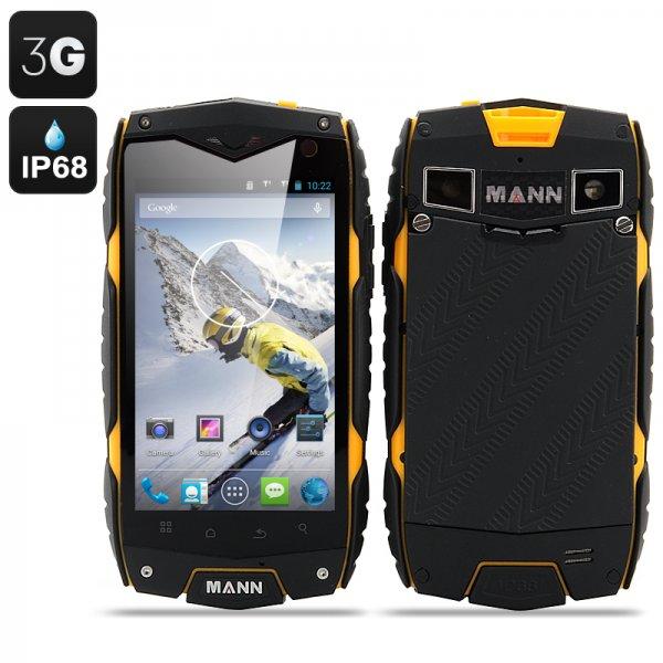 MANN ZUG 3 Smartphone both sides