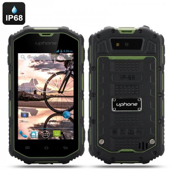 Rugged Dual Core Phone (Green)
