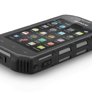 Waterproof Rugged Phone (Black)