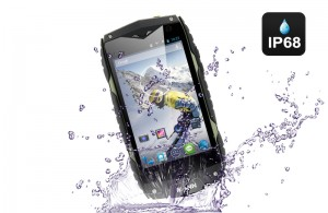 cell-phone in a water