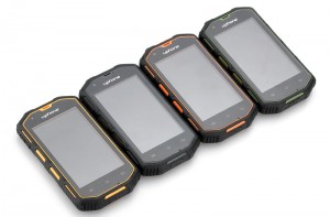 four cell-phones