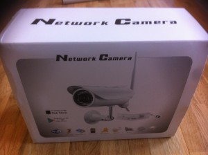 3G OUTDOOR CCTV CAMERA
