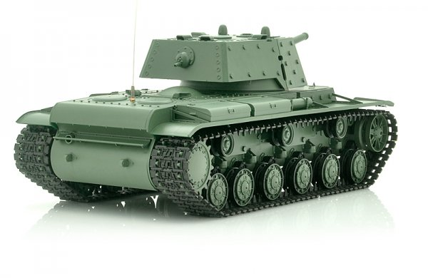 Airsoft RC Tank Russia KV-1 with Rotating Turret