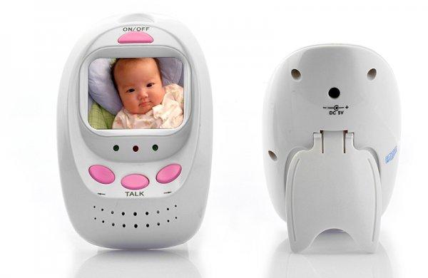 Wireless Digital Baby Monitor + Camera