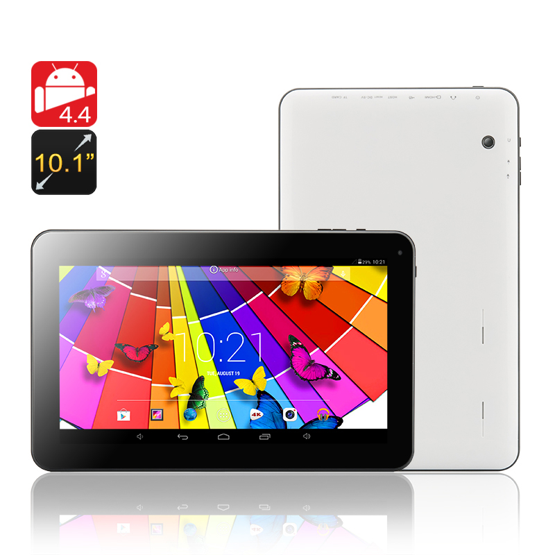 101 Inch Quad Core Tablet Android 44 OS Cortex A7 Quad