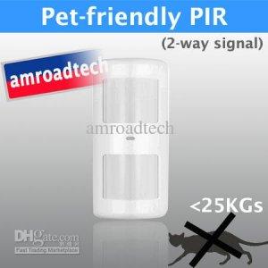 2012 Smart TouchKeypad Wireless Home Alarm