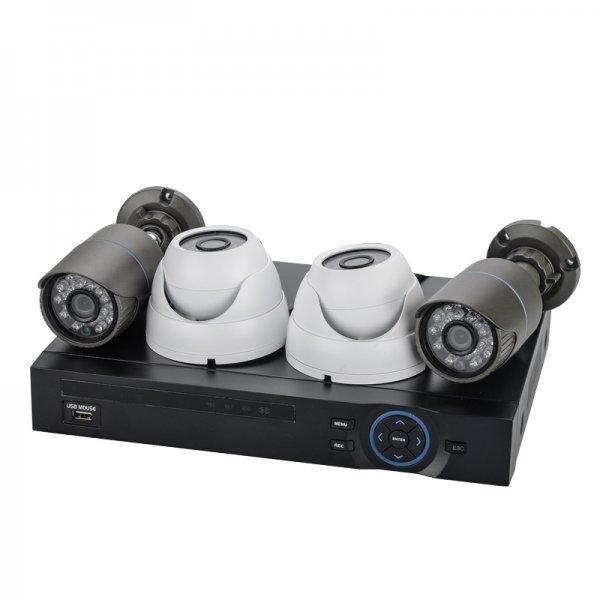 4 Channel NVR Kit