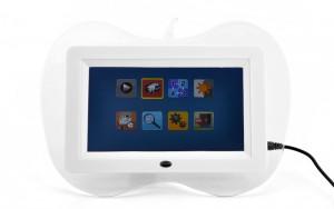7 Inch 2.4GHz Digital Wireless Baby Monitor + Camera Set
