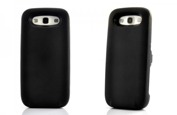 Extended Battery Power Pack Case for Samsung Galaxy S3