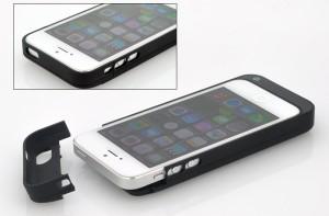 iPhone 5, 5C, 5S External Battery Case 2200mAh