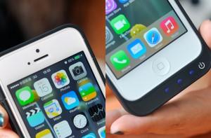 iPhone 5 , 5C, 5S External Battery Case 2200mAh