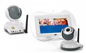 Baby Monitor with 7 inch screen