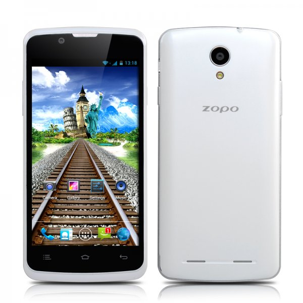 Android 4.2 Smartphone with 4.5 Inch 960×540 Capacitive Screen