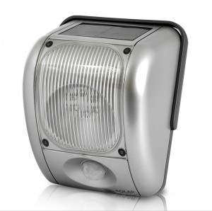CCTV Solar Powered Security Light