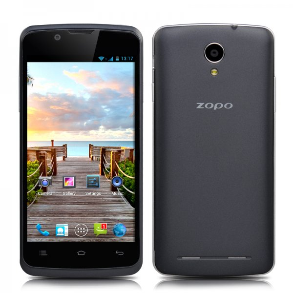 Dual Core Phone – 4.5 Inch 960×540 Capacitive Screen