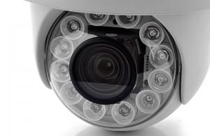 CCTV PTZ Speed Dome Camera
