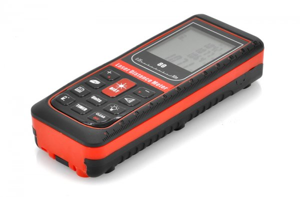 Hand-Held Laser Distance Meter