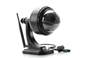 CCTV Outdoor security Camera with 1.3MP CMOS Sensor