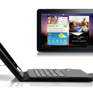 Galaxy Tab 3 10.1 Wireless Keyboard Case