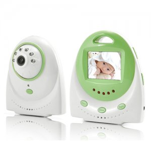 Baby Monitor – Two Way Audio, Temperature Alarm