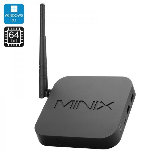 MINIX NEO Z64 Intel Mini PC - Windows 8.1