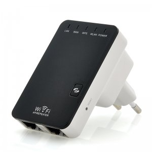 Homeplug Wall Powered Mini Portable Wireless N routers – 2.4GHz