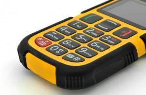 Senior citizen phone-keys
