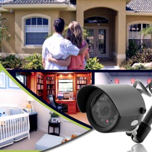 Mini Video Security Camera Nightvision