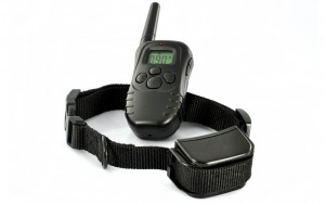Pet-Dog training collar lcd display remote