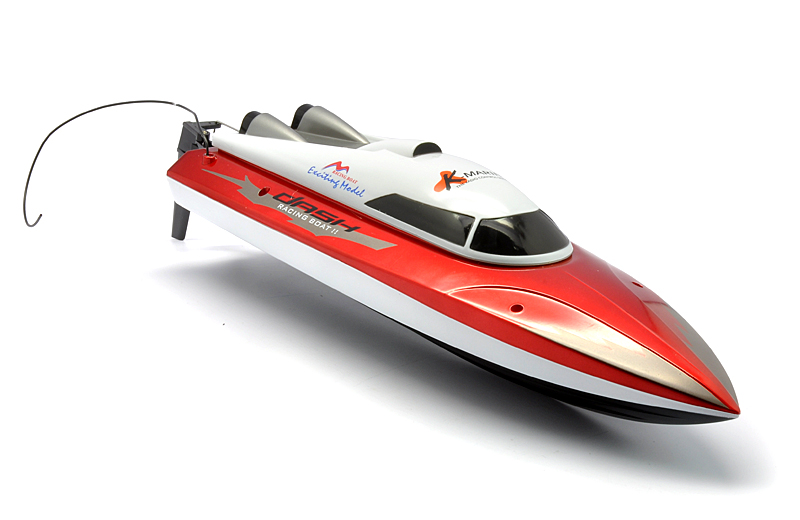 RC Speed Boat 30Kmh, 8G Servo, ABS Body - CTS Systems