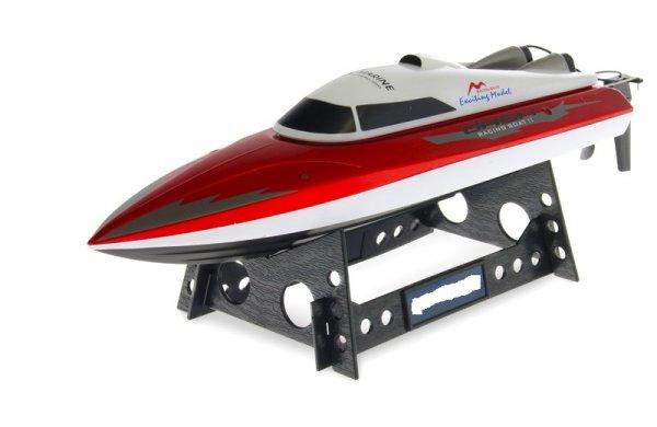 RC Speed Boat 30Kmh, 8G Servo, ABS Body