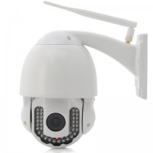 PTZ 5x Optical Zoom Speed Dome IP Camera