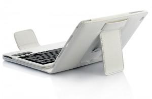 iPad Mini Bluetooth Keyboard + Case with Detachable Keyboard