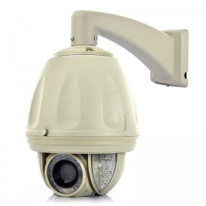 IP Camera with 27x Optical Zoom