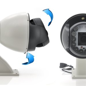 Speed Dome PTZ IP Camera