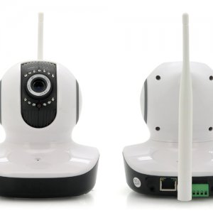 Plug and Play 720P HD IP Camera