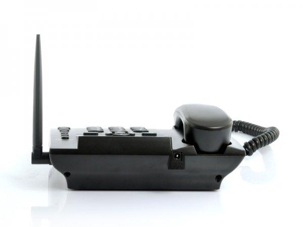Wireless GSM Desk Phone – Quadband, SMS function