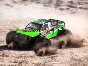 RC Model Monster Truck Terminator