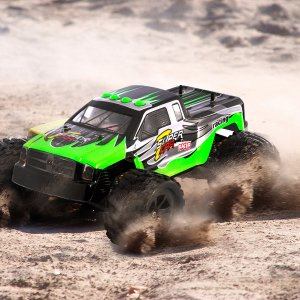 RC Model Monster Truck Terminator - 1 to 12 Scale, 40 KMH, All Terrain