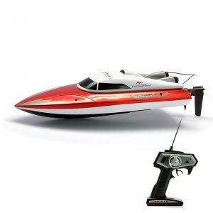 RC Speed Boat 30Kmh, 8G Servo, ABS Body (2)