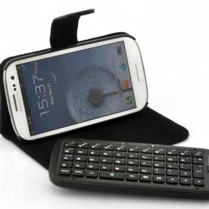 Samsung Galaxy S3 Bluetooth Keyboard + Case