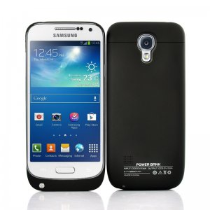 Samsung Galaxy S4 Mini External Battery Case 2600mAh