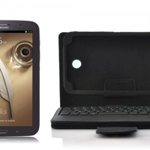 Samsung Galaxy Tab 3 7 Inch Case with Wireless Bluetooth Keyboard