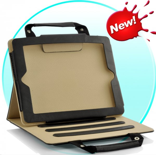 iPad Briefcase – Extra Pocket