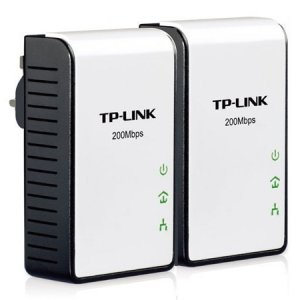Tp-Link Powerline Home Plugs 200 Mbs