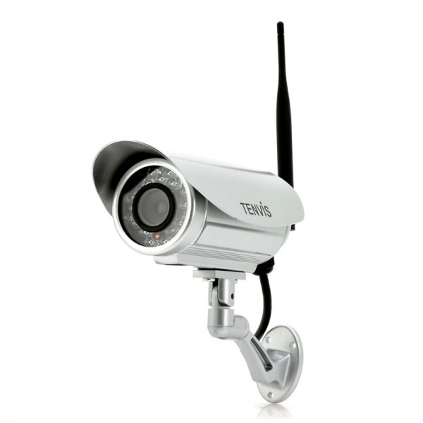 Tenvis CCTV Wireless IP Camera with 5x Digital Zoom